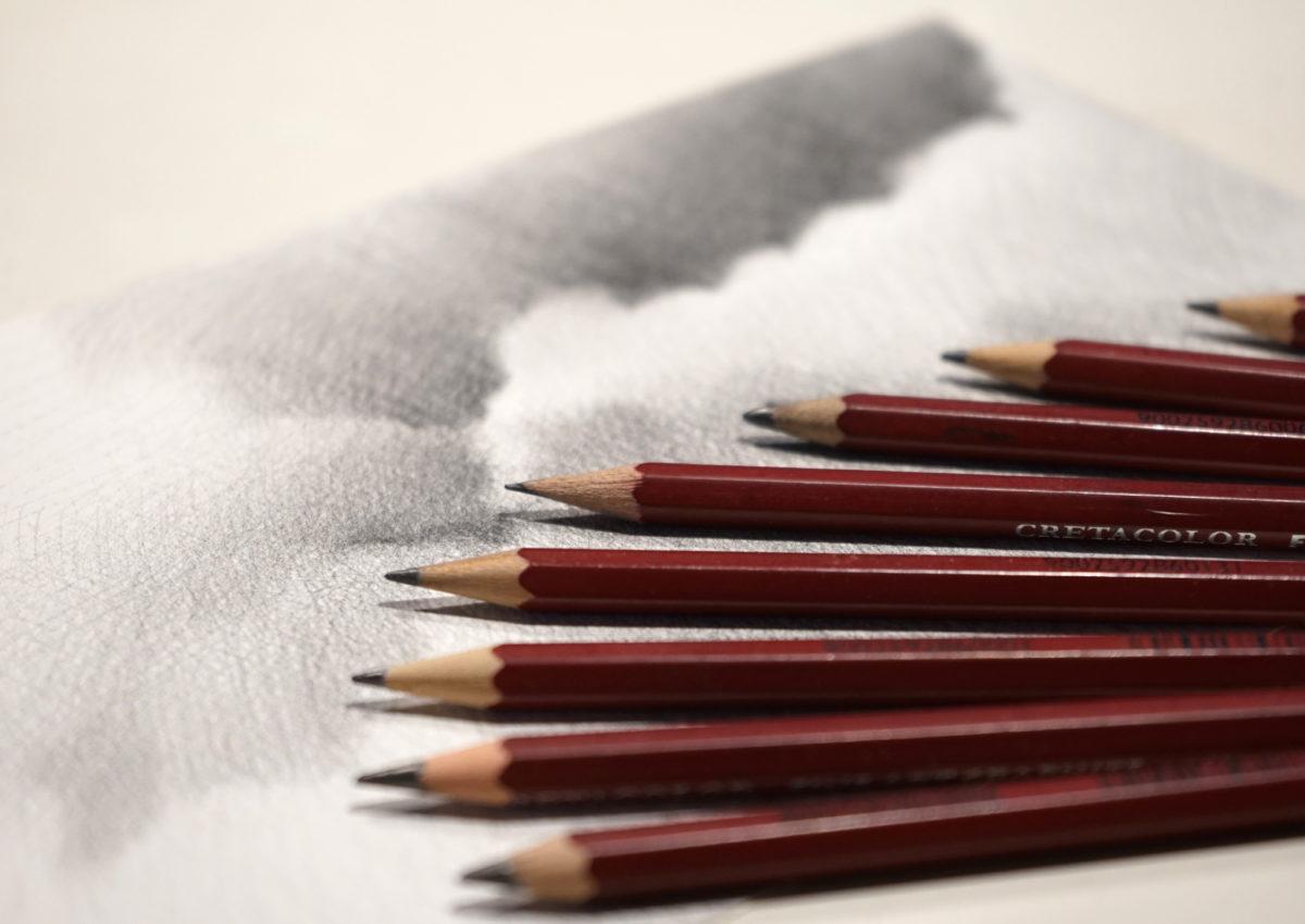 CORSO DI DISEGNO ARTISTICO COMPLETO – BASE E INTERMEDIO